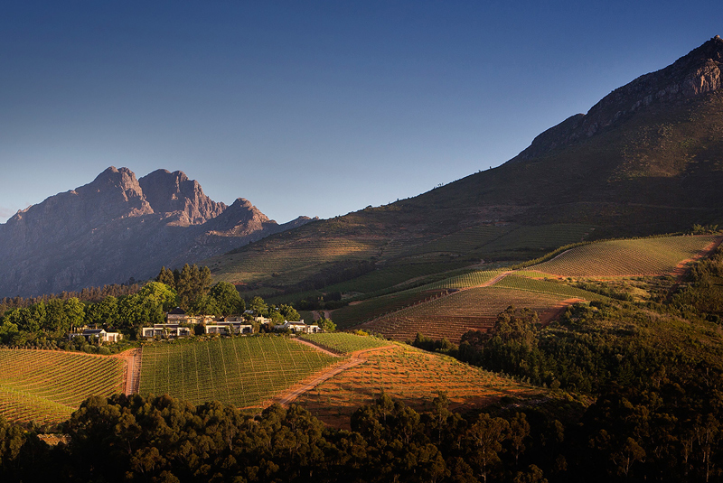 Sport Cape Town Helicopters | Tours | Winelands