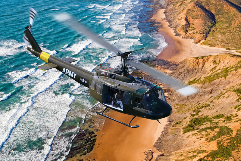 Sport Cape Town Helicopters | Tours | Combat Lite