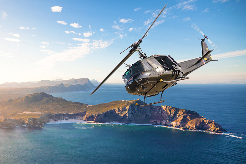 Waterfront Helicopters | Adventure Tours | Cape Point