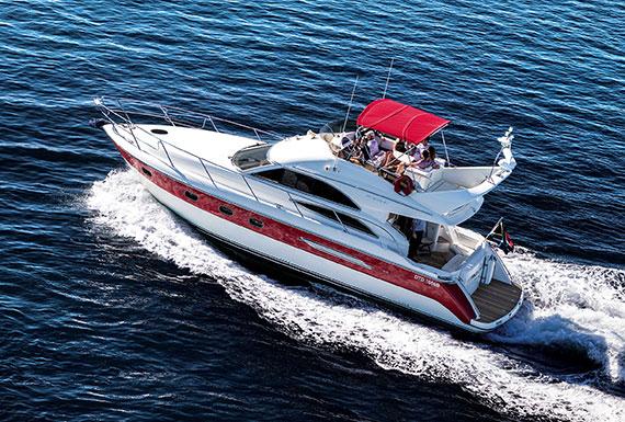 motor yacht | sport motor yacht | princess skye tour cruise