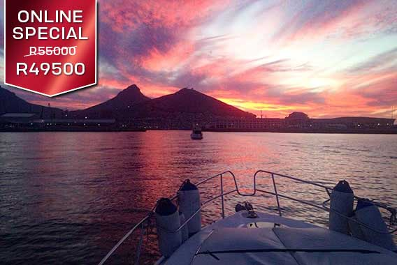 All Day Luxury Private Yacht Cruise Cape Town