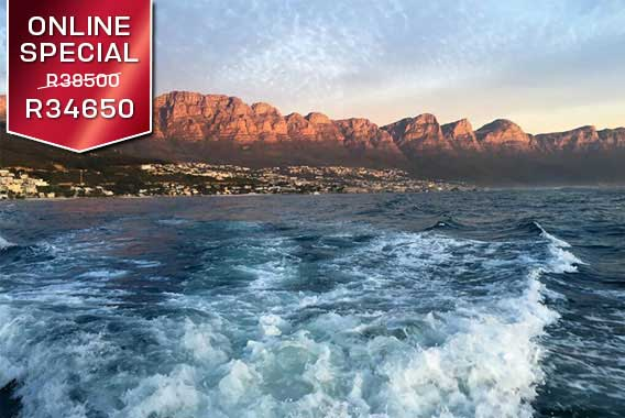 Half Day Luxury Private Yacht Cruise Cape Town
