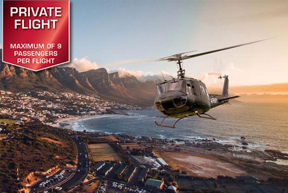 Watefront Helicopters | Adventure Flights