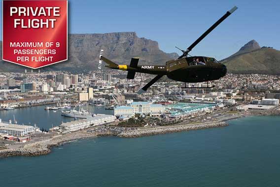 Watefront Helicopters | Adventure Flights | Huey Hopper Flight