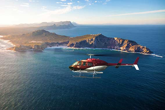 Cape Point Helicopter Tour