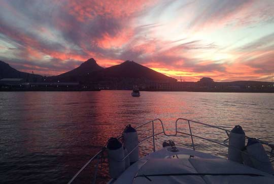 all day yacht charter cape town