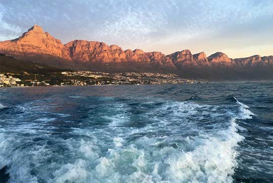 half day yacht charter cape town