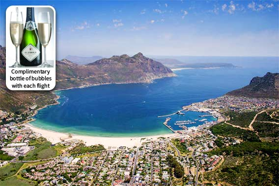 Two Oceans Helicopter Tour
